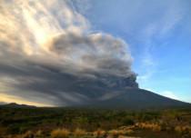 Mount Agung feature