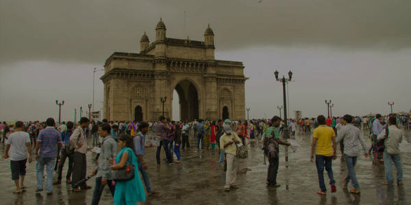 Mumbai rains give a surprise, isolated light showers for 24 hours