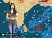 Weather Forecast for Nov 22: Rain in Chennai, Tamil Nadu, Kerala, Karnataka, Goa