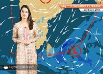 Weather Forecast for Nov 23: Rain in TN, Kerala, Minimums to remain below normal in Delhi