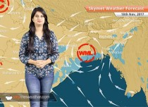 Weather Forecast for Nov 18: Rain in Kolkata, Bengaluru, Hyderabad; Delhi Pollution to improve