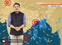 Weather Forecast for Nov 16: Air Quality in Delhi to improve; Rain in Punjab, Jharkhand and Bihar