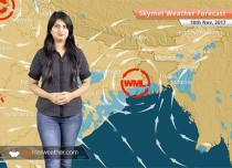Weather Forecast for Nov 18: Rain in Jammu and Kashmir, Himachal, Rajasthan, Chhattisgarh