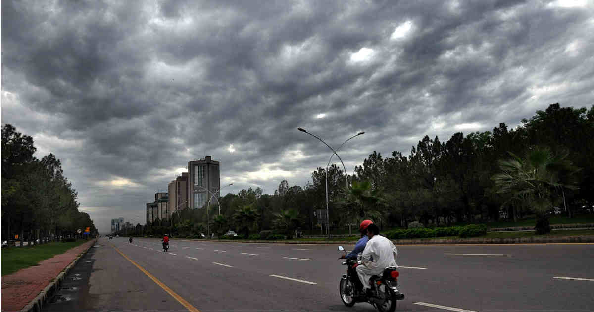 Dry and warm weather to persist in Pakistan; cool nights ...
