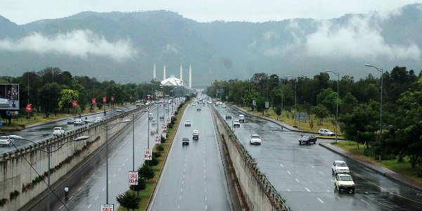 Pakistan Rain post