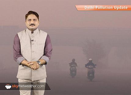 Delhi Pollution is all time high; no respite seems soon