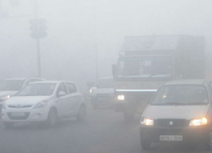 Punjab and Haryana Fog