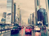 Rain-Dubai f