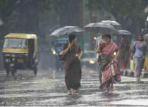 Rain in Kerela