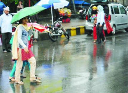 Rain in Patna Gaya Ranchi
