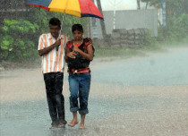 Heavy rains over Sri Lanka, flood like situation likelyHeavy rains over Sri Lanka, flood like situation likely