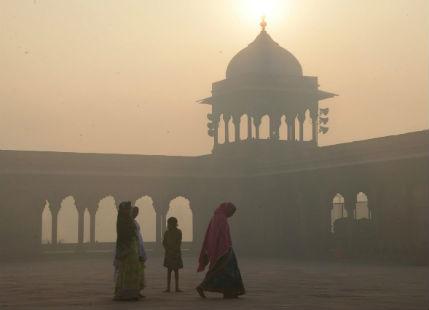 Smog in Delhi feature