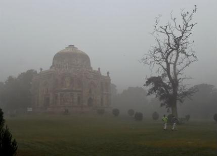 Smog in Delhifeature