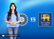 IND vs SL: Kolkata Rains to affect upcoming test match
