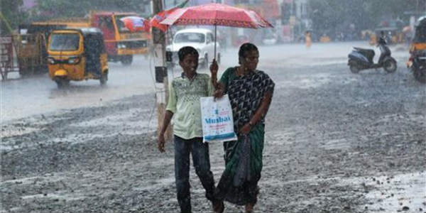 Tamil Nadu battered by rain, schools shut in Chennai, Kancheepuram and Tiruvallur