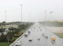 Chances of rain Fujairah; Dubai, Abu Dhabi to remain clear