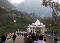 Vaishno Devi weather