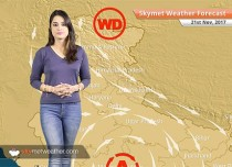 Weather Forecast for Nov 21: Relief from Delhi Pollution continues, Rain in Chennai, TN, Kerala