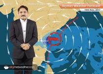 Weather Forecast for Nov 14: Delhi Pollution to persist; Fog in Punjab, Haryana; Heavy rain in Chennai