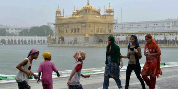 amritsar rains post