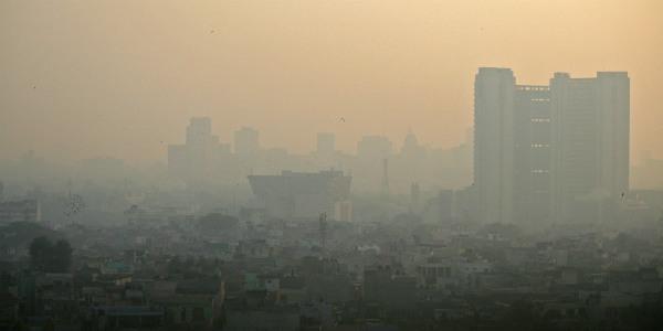 delhi pollution post