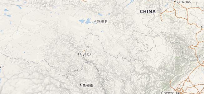 lightning in china