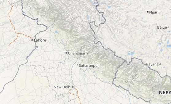 Northwest India