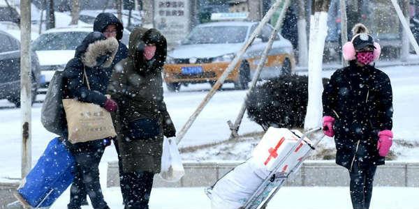 China Snow 1