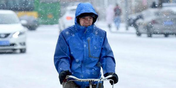 China Snow 2