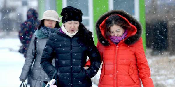 China Snow 3