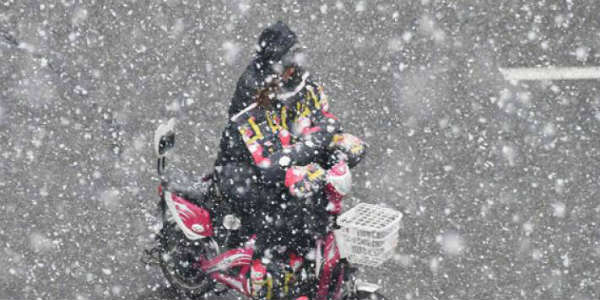China Snow 5