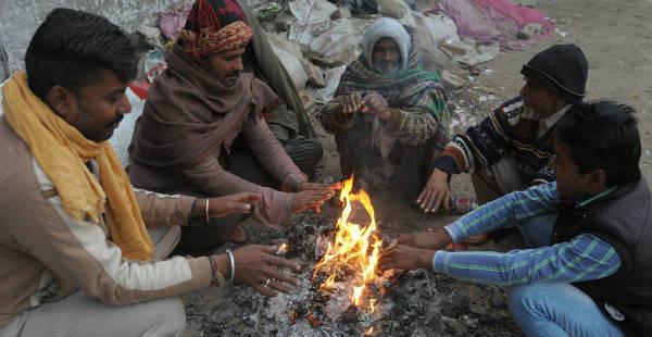Cold days in Madhya Pradesh