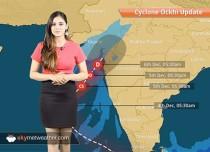 Cyclone Ockhi update: Cyclone Ockhi heads to Gujarat, rain in Mumbai, Surat, Ahmedabad