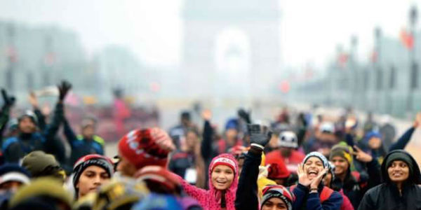 Delhi observes coldest day and night of season, winter chill to escalate further