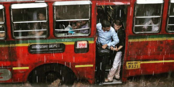 Rains lash Mumbai as storm heads for Maharashtra coast; schools, colleges shut