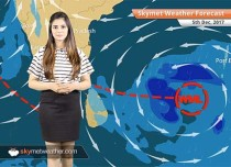 Weather Forecast for Dec 5: Cyclone Ockhi to give rain in Mumbai, Gujarat; Delhi Pollution to persist
