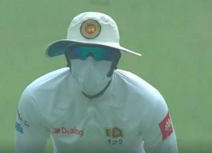 IND vs SL: Delhi Pollution makes Lankans wear masks, smog to persist