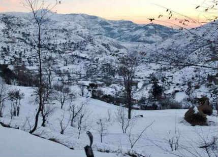 Heavy rain and snow alert for Jammu and Kashmir, Himachal Pradesh