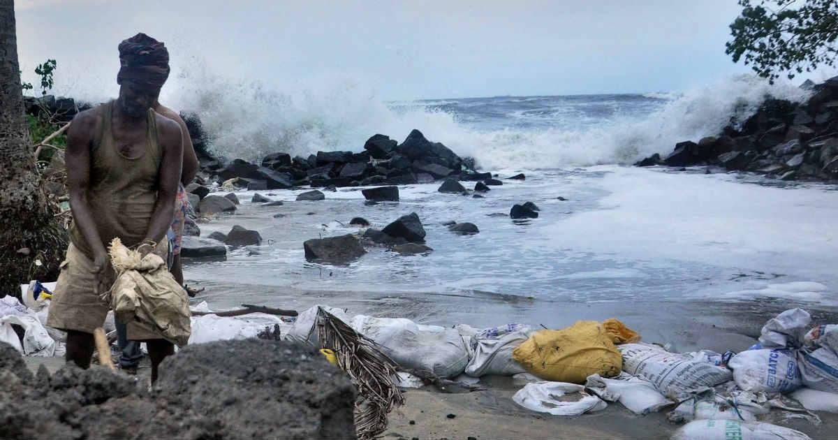 Cyclone Ockhi: Rains To Remain Light In Tamil Nadu