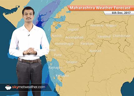 Maharashtra Weather Forecast for Dec 6: Cyclone Ockhi: Mumbai rains break decade old record, more showers today