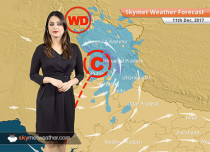 Weather Forecast for Dec 11: Rain and snow in Himachal, Kashmir; Rain in Delhi, Punjab, Rajasthan
