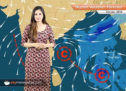 Weather Forecast for Jan 1: Fog in Delhi, Punjab, Haryana, Rain in Andaman