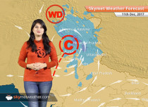 Weather Forecast for Dec 11: Rain in Delhi, Haryana, Punjab; snow in Kashmir, Himachal
