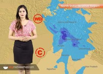 Snowfall in Jammu & Kashmir, Himachal Pradesh, Uttarakhand; Rain in Delhi, Punjab, Haryana, Uttar Pradesh