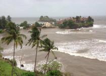 Cyclone Ockhi: Rain in Mumbai, Dahanu, Thane, Dhule