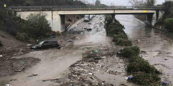 California Mudslides 1