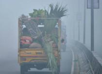 Chennai Fog 2