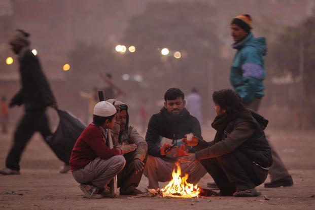Coldwave in Uttar Pradesh and Bihar_Livemint 1200