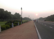 Delhi pleasant morning 429