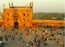 Delhi warm winters